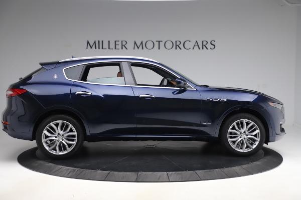 New 2020 Maserati Levante Q4 GranLusso for sale $88,635 at Alfa Romeo of Greenwich in Greenwich CT 06830 9