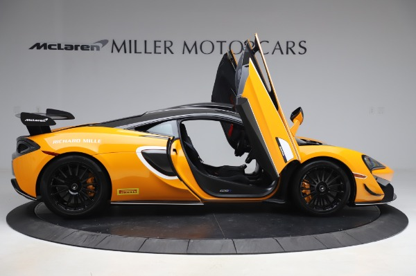 New 2020 McLaren 620R Coupe for sale Call for price at Alfa Romeo of Greenwich in Greenwich CT 06830 15