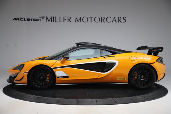 New 2020 McLaren 620R Coupe for sale Call for price at Alfa Romeo of Greenwich in Greenwich CT 06830 2