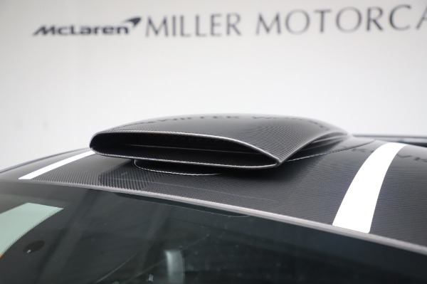 New 2020 McLaren 620R Coupe for sale Call for price at Alfa Romeo of Greenwich in Greenwich CT 06830 21