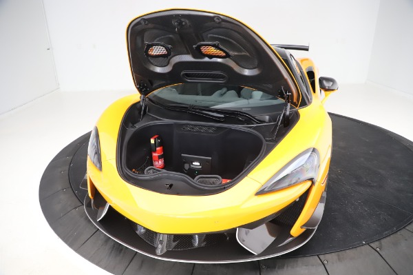New 2020 McLaren 620R Coupe for sale Call for price at Alfa Romeo of Greenwich in Greenwich CT 06830 23