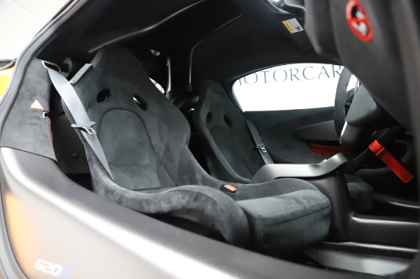 New 2020 McLaren 620R Coupe for sale Call for price at Alfa Romeo of Greenwich in Greenwich CT 06830 27