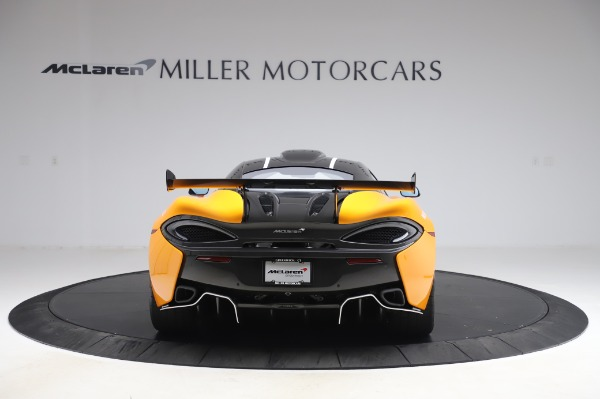 New 2020 McLaren 620R Coupe for sale Call for price at Alfa Romeo of Greenwich in Greenwich CT 06830 4