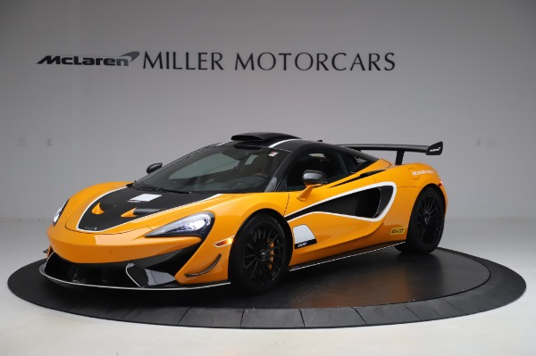 New 2020 McLaren 620R Coupe for sale Call for price at Alfa Romeo of Greenwich in Greenwich CT 06830 1