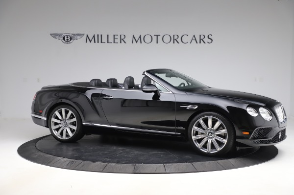 Used 2016 Bentley Continental GTC W12 for sale Call for price at Alfa Romeo of Greenwich in Greenwich CT 06830 10