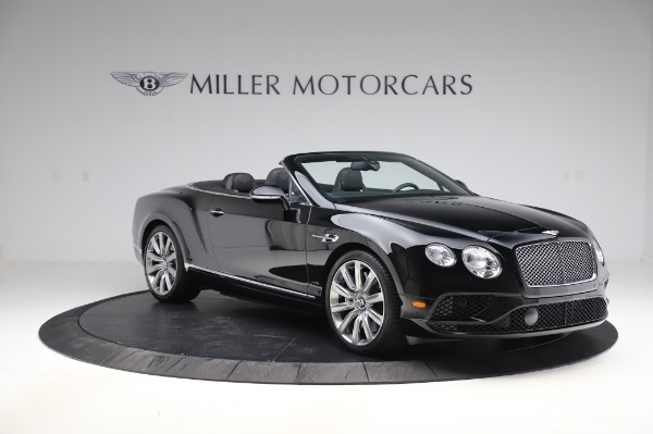 Used 2016 Bentley Continental GTC W12 for sale Call for price at Alfa Romeo of Greenwich in Greenwich CT 06830 11