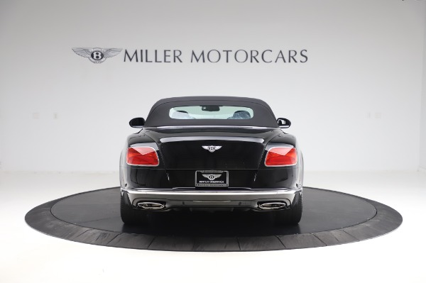 Used 2016 Bentley Continental GTC W12 for sale Call for price at Alfa Romeo of Greenwich in Greenwich CT 06830 16