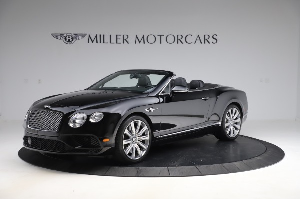 Used 2016 Bentley Continental GTC W12 for sale Call for price at Alfa Romeo of Greenwich in Greenwich CT 06830 2