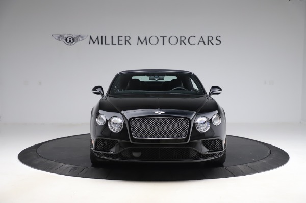 Used 2016 Bentley Continental GTC W12 for sale Call for price at Alfa Romeo of Greenwich in Greenwich CT 06830 20