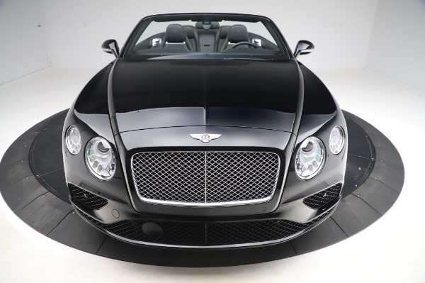 Used 2016 Bentley Continental GTC W12 for sale Call for price at Alfa Romeo of Greenwich in Greenwich CT 06830 21