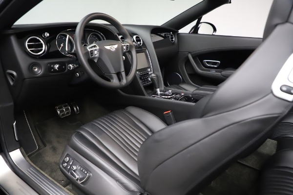 Used 2016 Bentley Continental GTC W12 for sale Call for price at Alfa Romeo of Greenwich in Greenwich CT 06830 25