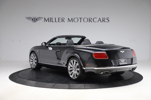 Used 2016 Bentley Continental GTC W12 for sale Call for price at Alfa Romeo of Greenwich in Greenwich CT 06830 5
