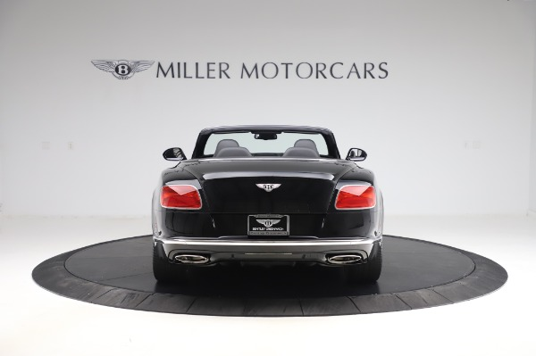Used 2016 Bentley Continental GTC W12 for sale Call for price at Alfa Romeo of Greenwich in Greenwich CT 06830 6