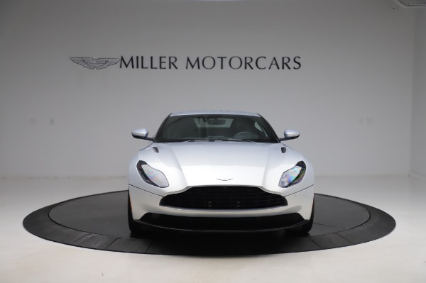 Used 2018 Aston Martin DB11 V8 Coupe for sale $147,900 at Alfa Romeo of Greenwich in Greenwich CT 06830 11