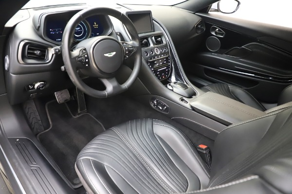 Used 2018 Aston Martin DB11 V8 Coupe for sale $147,900 at Alfa Romeo of Greenwich in Greenwich CT 06830 13