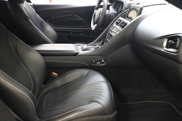 Used 2018 Aston Martin DB11 V8 Coupe for sale $147,900 at Alfa Romeo of Greenwich in Greenwich CT 06830 19
