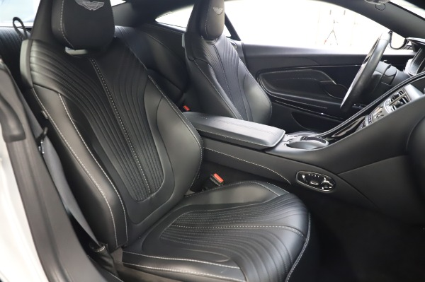 Used 2018 Aston Martin DB11 V8 Coupe for sale $147,900 at Alfa Romeo of Greenwich in Greenwich CT 06830 20
