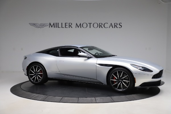 Used 2018 Aston Martin DB11 V8 Coupe for sale $147,900 at Alfa Romeo of Greenwich in Greenwich CT 06830 9