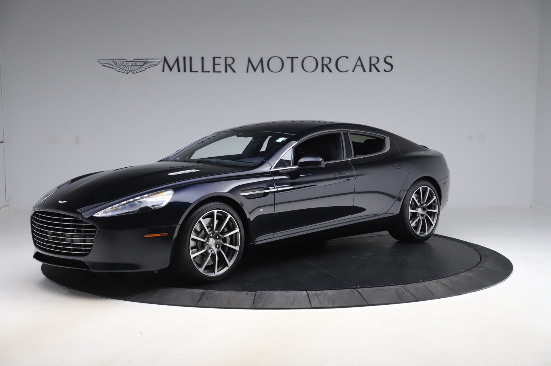 Used 2017 Aston Martin Rapide S Shadow Edition for sale $129,900 at Alfa Romeo of Greenwich in Greenwich CT 06830 1