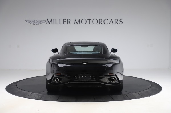 Used 2017 Aston Martin DB11 V12 Coupe for sale $149,900 at Alfa Romeo of Greenwich in Greenwich CT 06830 5