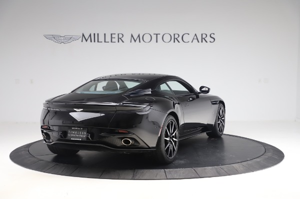 Used 2017 Aston Martin DB11 V12 for sale $149,900 at Alfa Romeo of Greenwich in Greenwich CT 06830 6