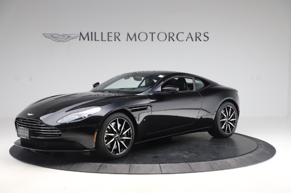 Used 2017 Aston Martin DB11 V12 for sale $149,900 at Alfa Romeo of Greenwich in Greenwich CT 06830 1