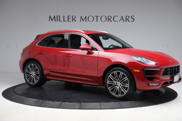 Used 2017 Porsche Macan GTS for sale $57,900 at Alfa Romeo of Greenwich in Greenwich CT 06830 10