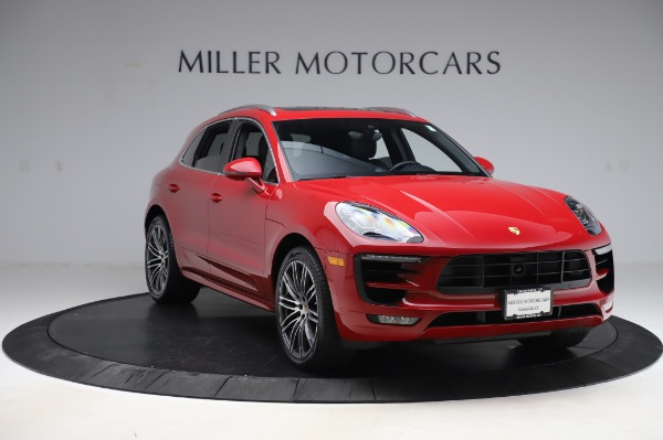 Used 2017 Porsche Macan GTS for sale $57,900 at Alfa Romeo of Greenwich in Greenwich CT 06830 11