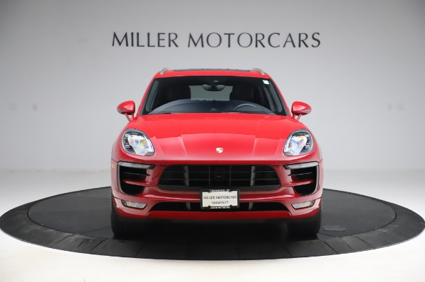 Used 2017 Porsche Macan GTS for sale $57,900 at Alfa Romeo of Greenwich in Greenwich CT 06830 12