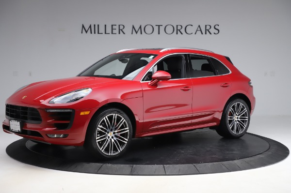 Used 2017 Porsche Macan GTS for sale $57,900 at Alfa Romeo of Greenwich in Greenwich CT 06830 2
