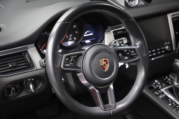 Used 2017 Porsche Macan GTS for sale $57,900 at Alfa Romeo of Greenwich in Greenwich CT 06830 22