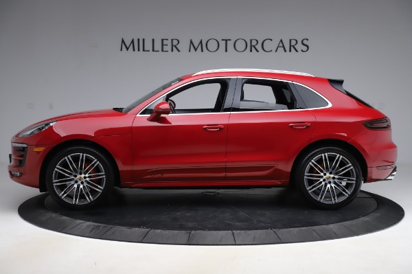 Used 2017 Porsche Macan GTS for sale $57,900 at Alfa Romeo of Greenwich in Greenwich CT 06830 3
