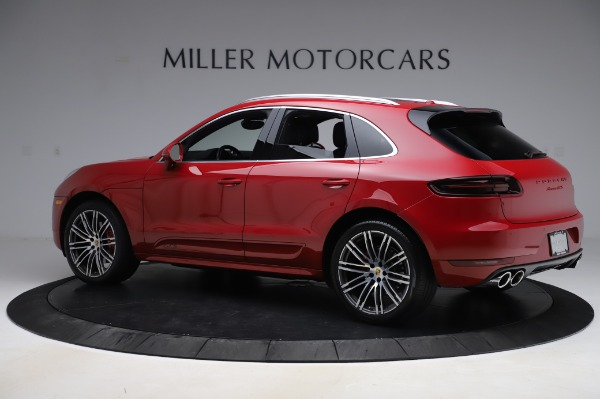 Used 2017 Porsche Macan GTS for sale $57,900 at Alfa Romeo of Greenwich in Greenwich CT 06830 4