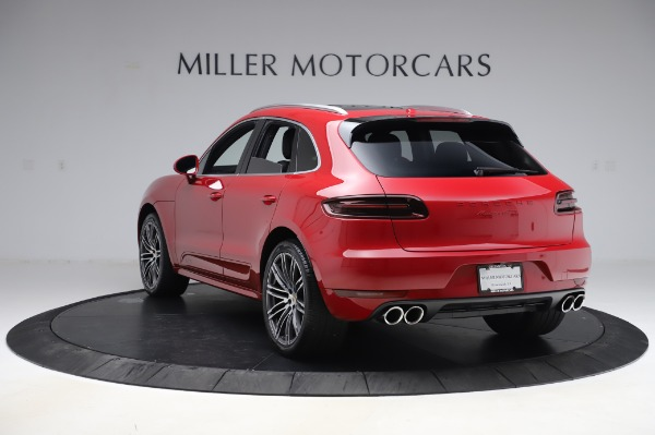 Used 2017 Porsche Macan GTS for sale $57,900 at Alfa Romeo of Greenwich in Greenwich CT 06830 5