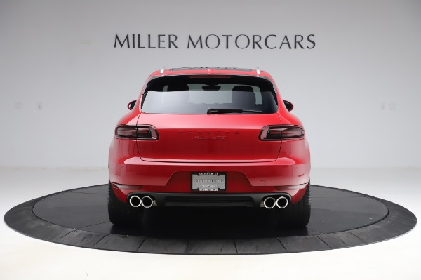 Used 2017 Porsche Macan GTS for sale $57,900 at Alfa Romeo of Greenwich in Greenwich CT 06830 6