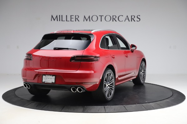 Used 2017 Porsche Macan GTS for sale $57,900 at Alfa Romeo of Greenwich in Greenwich CT 06830 7