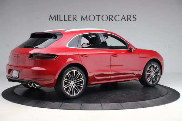 Used 2017 Porsche Macan GTS for sale $57,900 at Alfa Romeo of Greenwich in Greenwich CT 06830 8