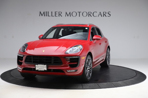 Used 2017 Porsche Macan GTS for sale $57,900 at Alfa Romeo of Greenwich in Greenwich CT 06830 1