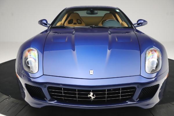 Used 2009 Ferrari 599 GTB Fiorano for sale Sold at Alfa Romeo of Greenwich in Greenwich CT 06830 13