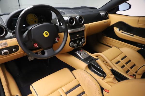 Used 2009 Ferrari 599 GTB Fiorano for sale Sold at Alfa Romeo of Greenwich in Greenwich CT 06830 14