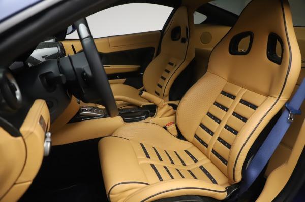 Used 2009 Ferrari 599 GTB Fiorano for sale Sold at Alfa Romeo of Greenwich in Greenwich CT 06830 16