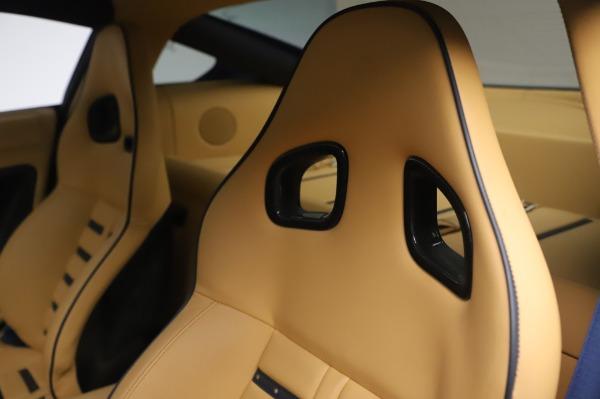 Used 2009 Ferrari 599 GTB Fiorano for sale Sold at Alfa Romeo of Greenwich in Greenwich CT 06830 18