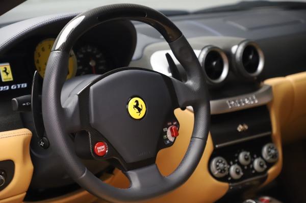Used 2009 Ferrari 599 GTB Fiorano for sale Sold at Alfa Romeo of Greenwich in Greenwich CT 06830 21