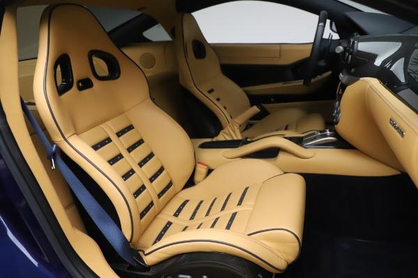Used 2009 Ferrari 599 GTB Fiorano for sale Sold at Alfa Romeo of Greenwich in Greenwich CT 06830 24
