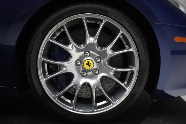 Used 2009 Ferrari 599 GTB Fiorano for sale Sold at Alfa Romeo of Greenwich in Greenwich CT 06830 28