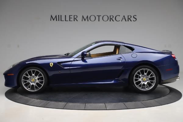 Used 2009 Ferrari 599 GTB Fiorano for sale Sold at Alfa Romeo of Greenwich in Greenwich CT 06830 3