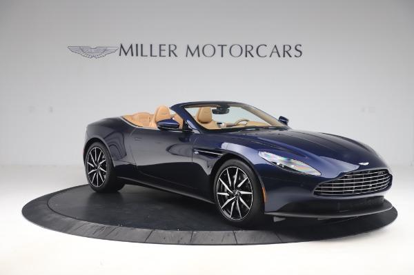 New 2020 Aston Martin DB11 Volante Volante for sale $248,326 at Alfa Romeo of Greenwich in Greenwich CT 06830 10
