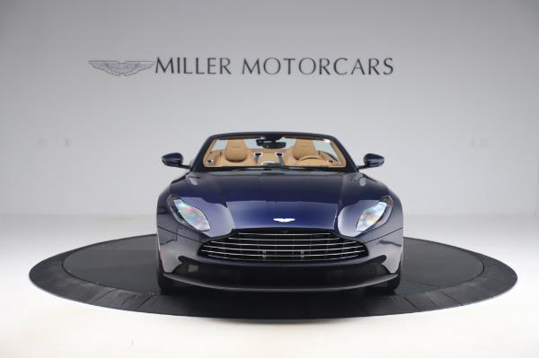 New 2020 Aston Martin DB11 Volante for sale $248,326 at Alfa Romeo of Greenwich in Greenwich CT 06830 11