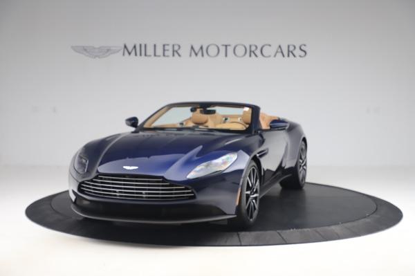 New 2020 Aston Martin DB11 Volante for sale $248,326 at Alfa Romeo of Greenwich in Greenwich CT 06830 12