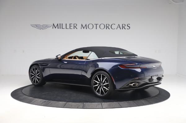 New 2020 Aston Martin DB11 Volante Volante for sale $248,326 at Alfa Romeo of Greenwich in Greenwich CT 06830 14